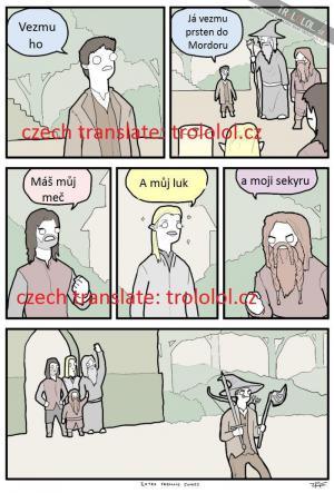 Statečný Frodo