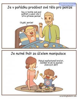 Rodičovské výchovné metody