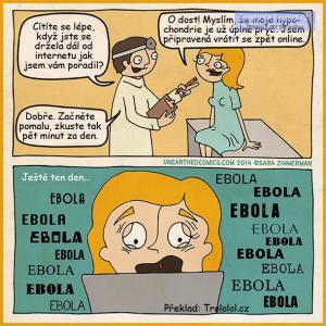 Zbavení se hypochondrie