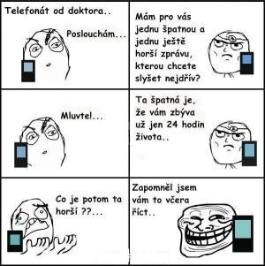 Telefon od doktora