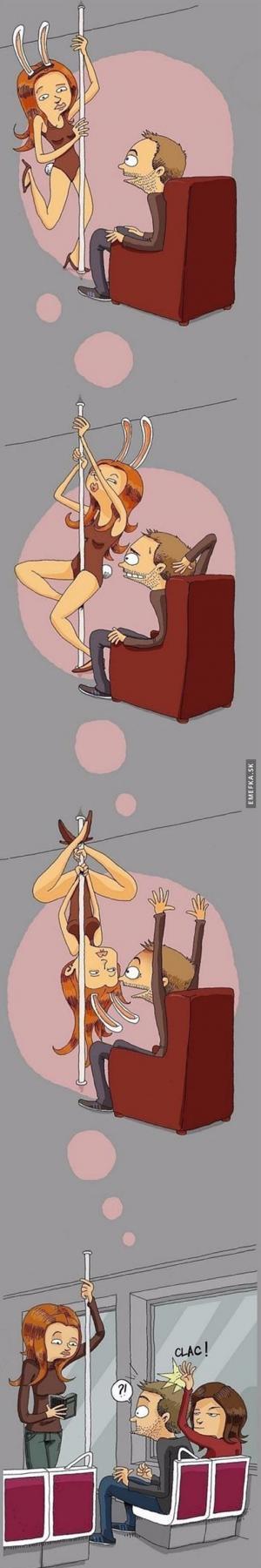 Představivost ve vztahu