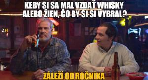 Whiskey nebo ženy