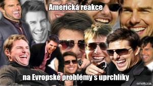 Americká reakce na uprchlíky