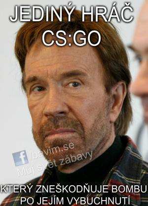 CS:GO bůh.
