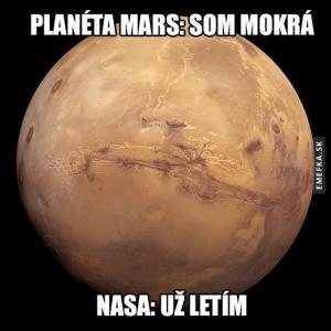 Mars a nasa