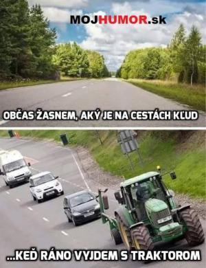 Klid na cestách