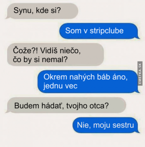 Ve stripclubu
