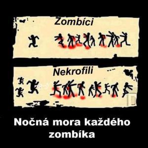 Noční můra pro zombie