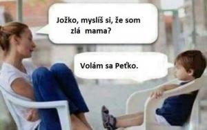 Špatná máma