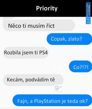 Priorita