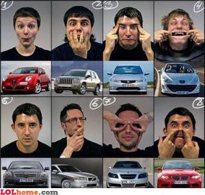 Výrazy aut