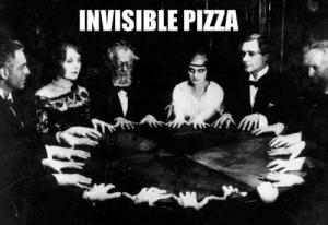 Neviditelna pizza