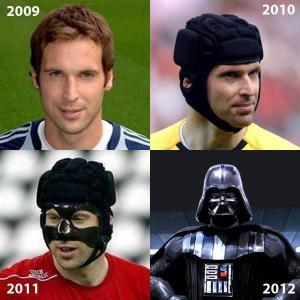 Darth Vader Čech