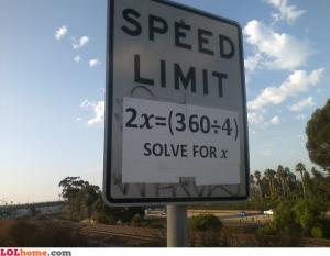 Rychlostní limit