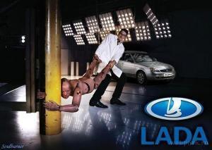 Lada - Bezpečné auto