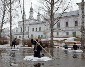 Lodě v Rusku
