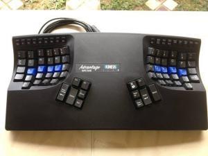Netradiční klávesnice