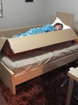 Vylepšení postele