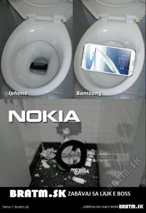 test mobilů