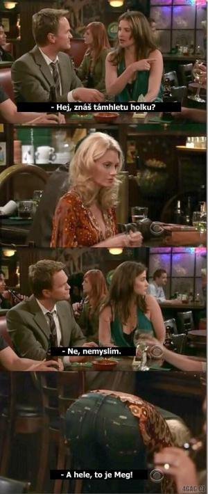 Znáš tamtu holku?