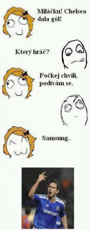 Samsung v Chelsea