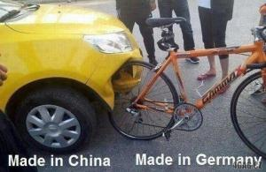 Čína vs. Německo