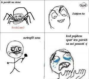 Pavoučí pomsta