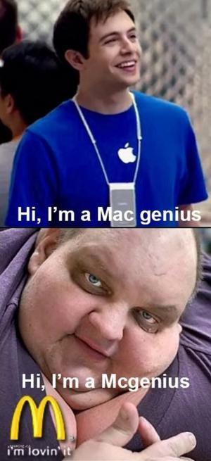 Mac vs. Mc