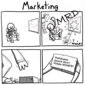 Nej reklama