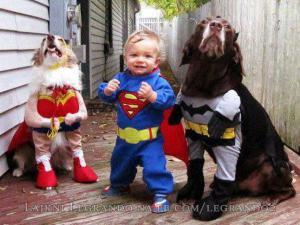 Trojka superhrdinov