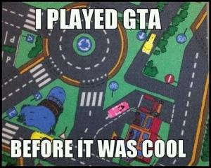 Před GTA