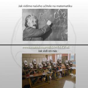 Učitel vs. žáci