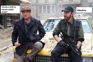 Chuck a kliky
