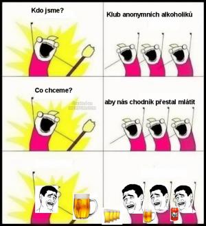 Klub anonymních alkoholiků