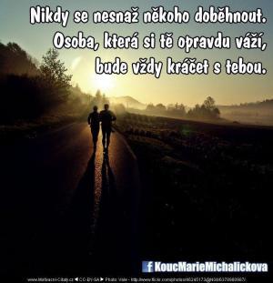 Kráčet