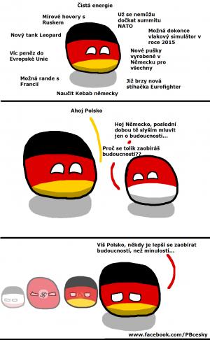 Německo myslí na budoucnost