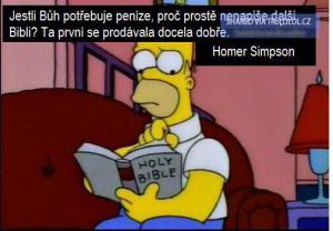 Homer je génius!