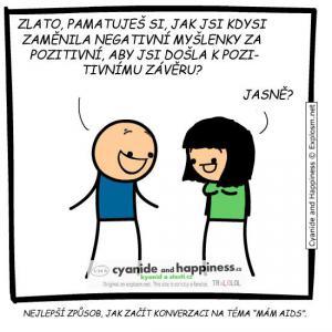 Buďte pozitivní!