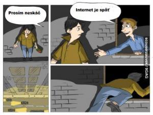 Internetová hrozba