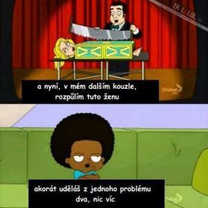 Dva problémy