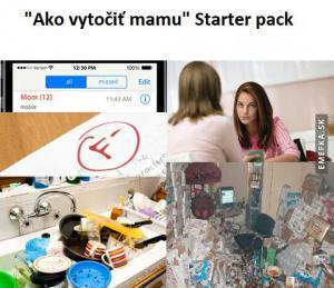Jak vytočit mámu
