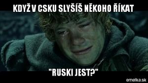 Ruski jest?