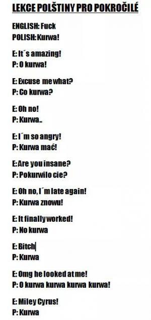 Lekce polštiny