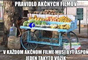 Pravidlo akčních filmů