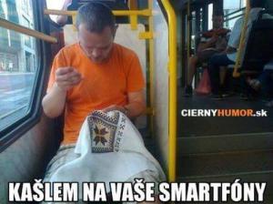 Kašlem na smartfony