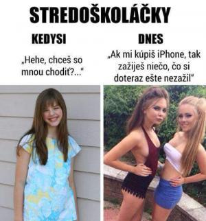 Středoškolačky
