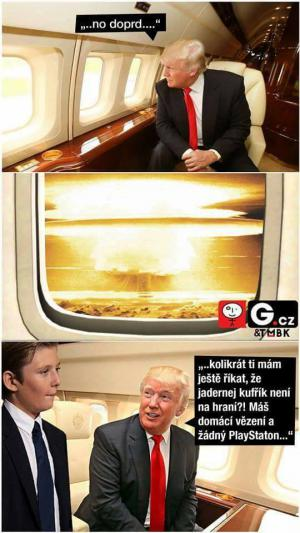 Jaderný kufřík