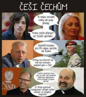 Češi Čechům
