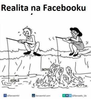 Realita na FB