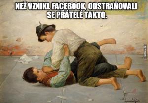 Před vznikem Facebooku